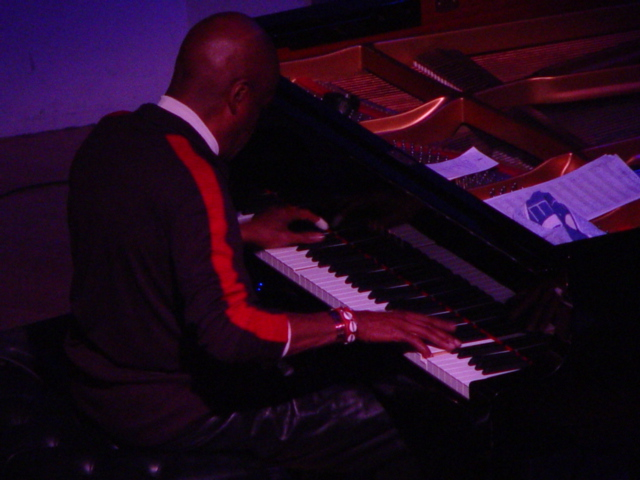 William Henderson on Piano 2