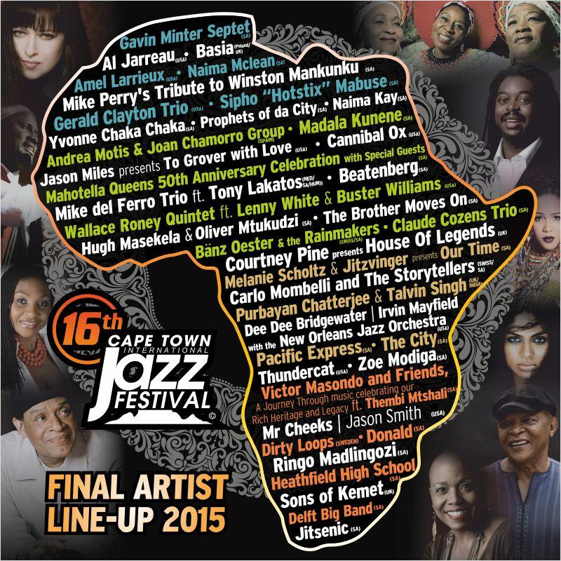 Capetown Jazz Logo