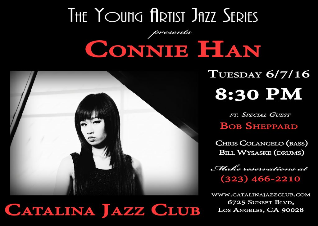 Connie Catalina 6.7.16 flier