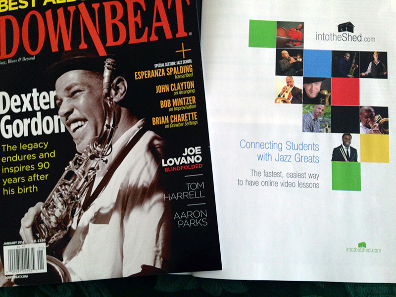 Downbeat intoshed