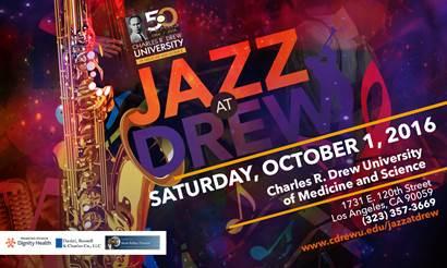 Jazz at Drew 2016