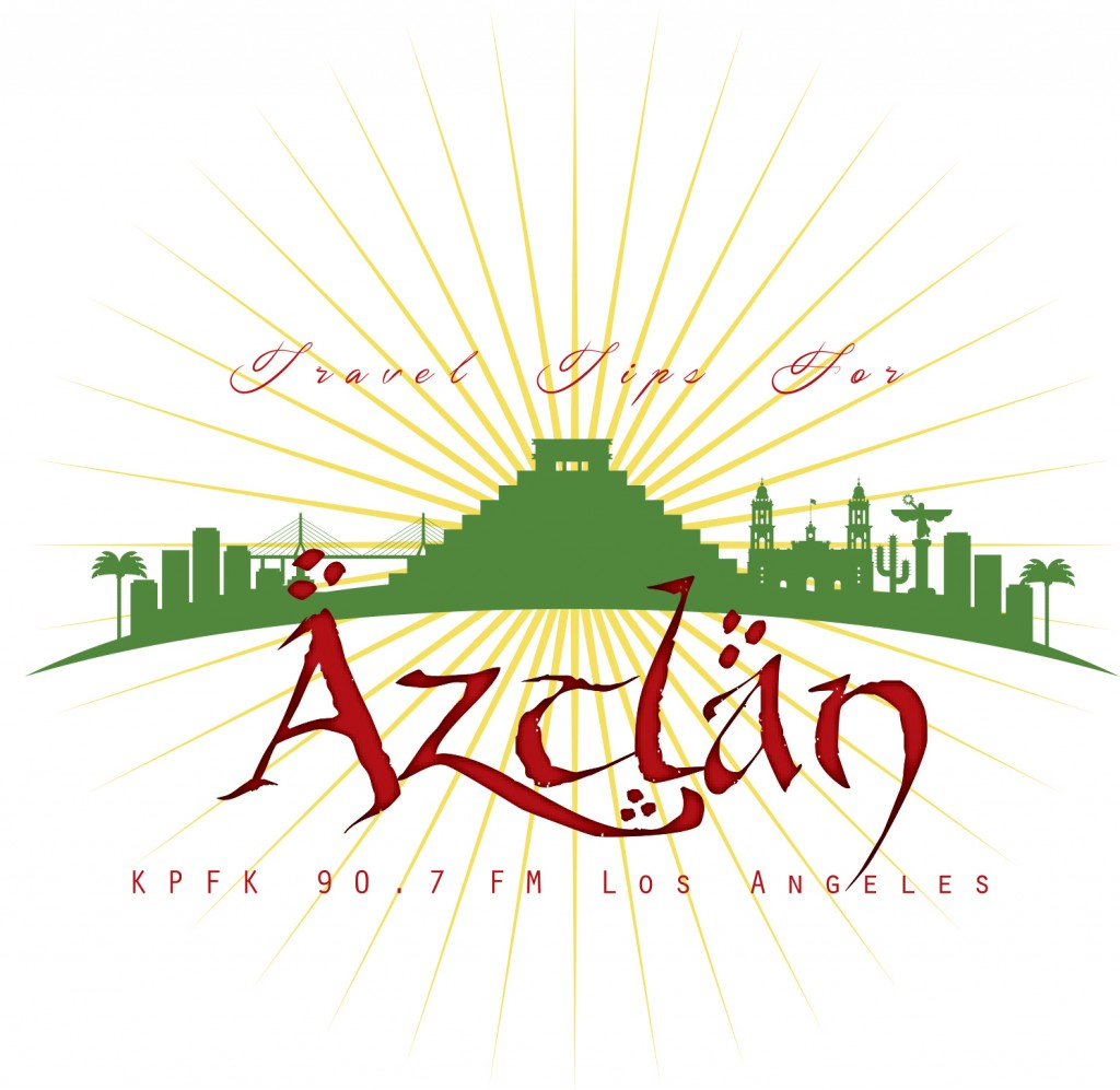 Travel Tips For Aztlan logo 2016