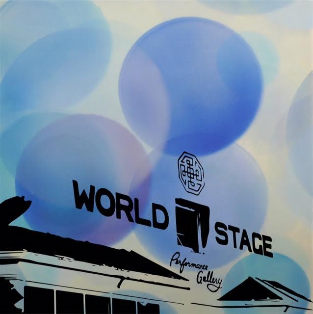 World Stage shot
