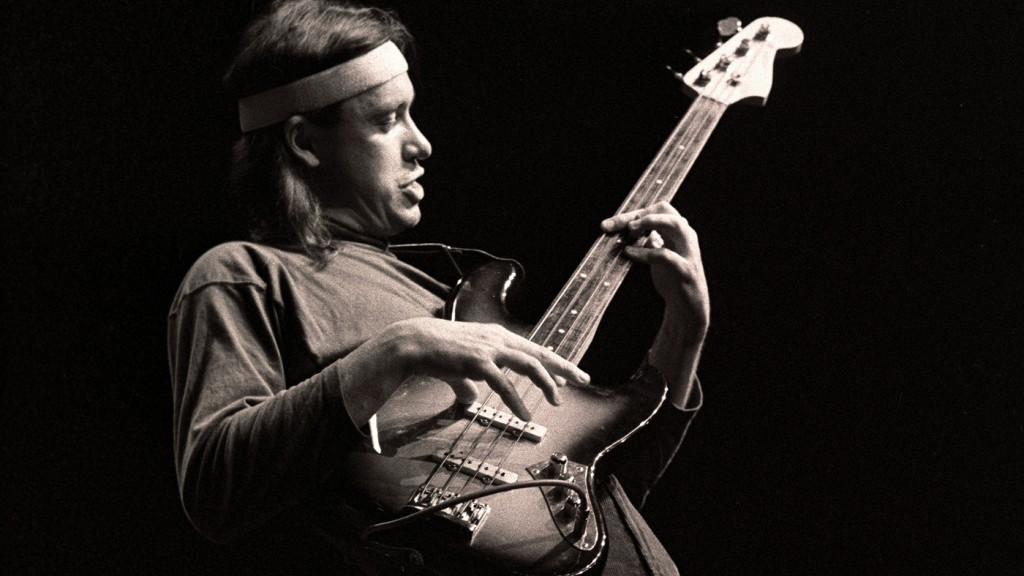 Bass iconoclast Jaco Pastorius (seen here in 1986) is the subject of a new documentary produced by Metallica's Robert Trujillo.